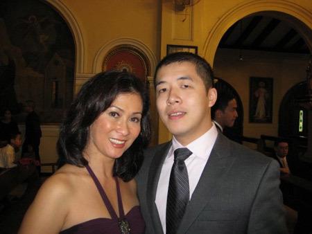 Tiết lộ cuộc sống xa hoa nhà chồng Tăng Thanh Hà