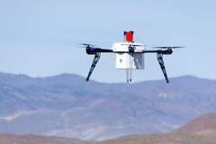 Giao hàng bằng flycam sắp thành hiện thực