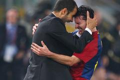 Messi khiến Pep lẫn Enrique nhói lòng