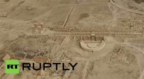 thành cổ Palmyra