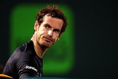 Murray, Serena sớm bật bãi khỏi Miami Open