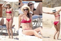 Mặc scandal, Sharapova khoe dáng ngọc trên biển