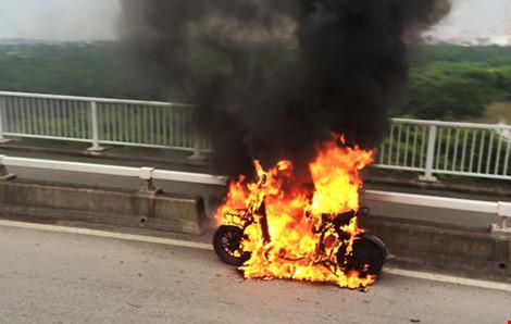 Xe đạp điện và những nguy cơ cháy nổ