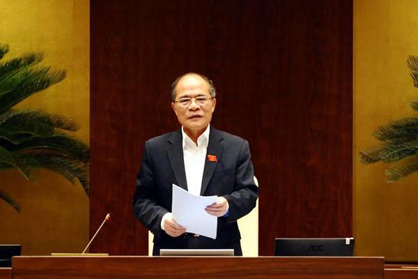 Nguyễn Thị Kim Ngân,miễn nhiệm, Chủ tịch Quốc hội