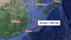 An ninh biển nóng ran vì Nga, Trung, Nhật