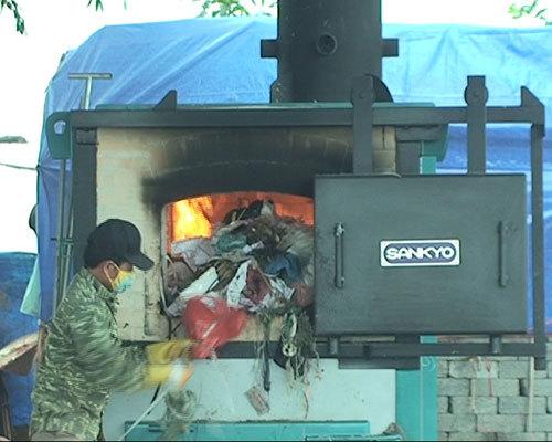 Nhiều lò đốt rác phát thải dioxin vượt mức 5.000 lần