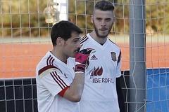 """Casillas """"giương cờ trắng"""", De Gea lạnh lùng tuyên bố"""