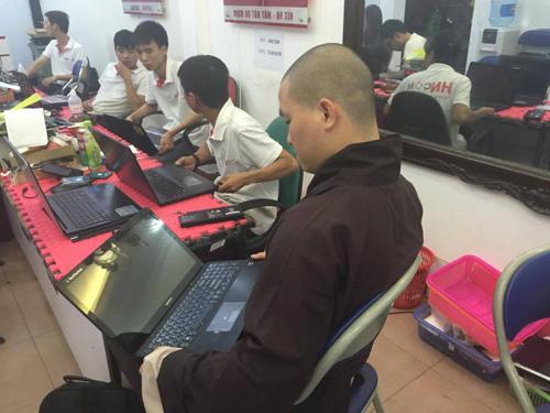 Kinh nghiệm lựa chọn trung tâm sửa chữa laptop uy tín.
