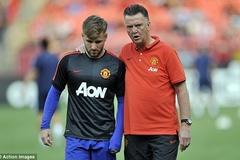 MU nhận tin cực vui: Shaw trở lại tập luyện