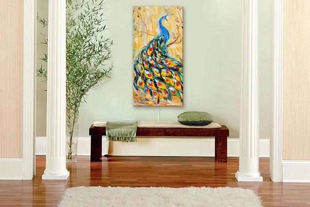 Mê mẩn với những kiểu trang trí hành lang cho nhà đẹp
