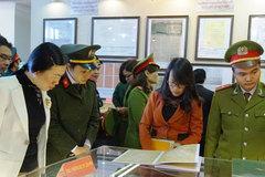 Triển lãm tư liệu chủ quyền tại Thái Bình