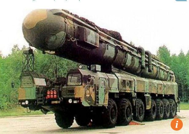 Tên lửa, tên lửa đạn đạo, tên lửa đạn đạo xuyên lục địa, tên lửa đạn đạo có tầm bắn xa nhất thế giới, tên lửa Trung Quốc, gây nhiễu, hệ thống gây nhiễu, tên lửa DF-41