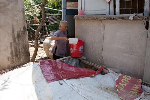 Thêm giải pháp nước giải cứu vùng hạn mặn