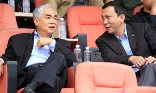 Chủ tịch VFF Lê Hùng Dũng đang ở đâu?
