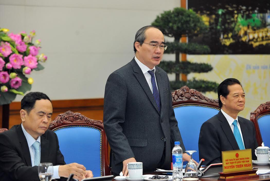 an toàn thực phẩm,  Thủ tướng Nguyễn Tấn Dũng, Chủ tịch MTTQ VN Nguyễn Thiện Nhân