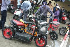 Bộ GTVT yêu cầu xử phạt xe máy điện không đăng ký từ ngày 1-7