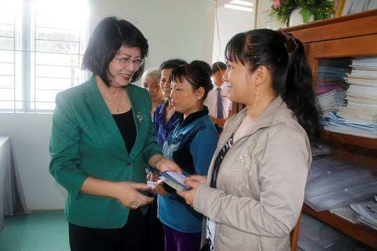 Đặng Thị Ngọc Thịnh, Phó Chủ tịch nước