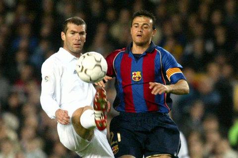 Xem lại trận El Clasico của 2 vị thuyền trưởng Barca và Real