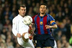 Xem Zidane đối đầu Enrique ở El Clasico
