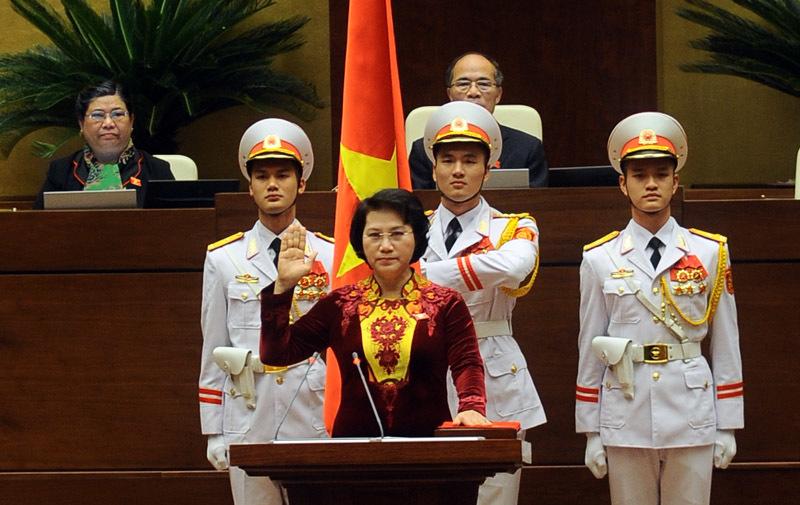 Chủ tịch QH, Nguyễn Thị Kim Ngân