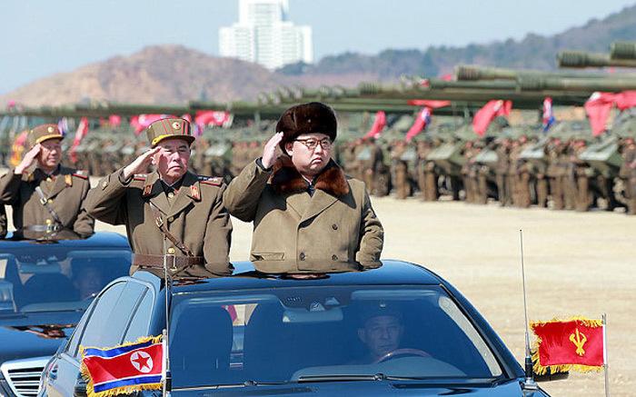 Triều Tiên, Kim Jong-un, đe dọa, viện trợ, Mỹ, tấn công, hạt nhân, trừng phạt, tấn công hạt nhân, bệnh lao, kháng thuốc, Eugene Bell
