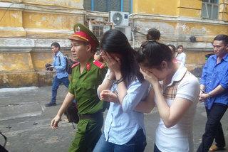Người đẹp bán dâm ngàn đô ở Sài Gòn lãnh án