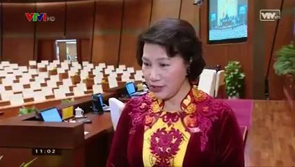 Chủ tịch QH chia sẻ sau khi nhậm chức