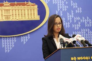 Bộ Ngoại giao thông tin vụ Minh Béo