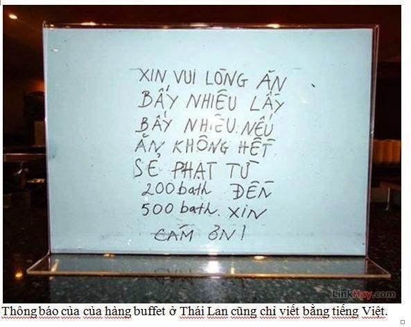 thói hư tật xấu, người Việt, du khách Việt, khách du lịch Việt Nam, người Việt xấu xí, du lịch nước ngoài