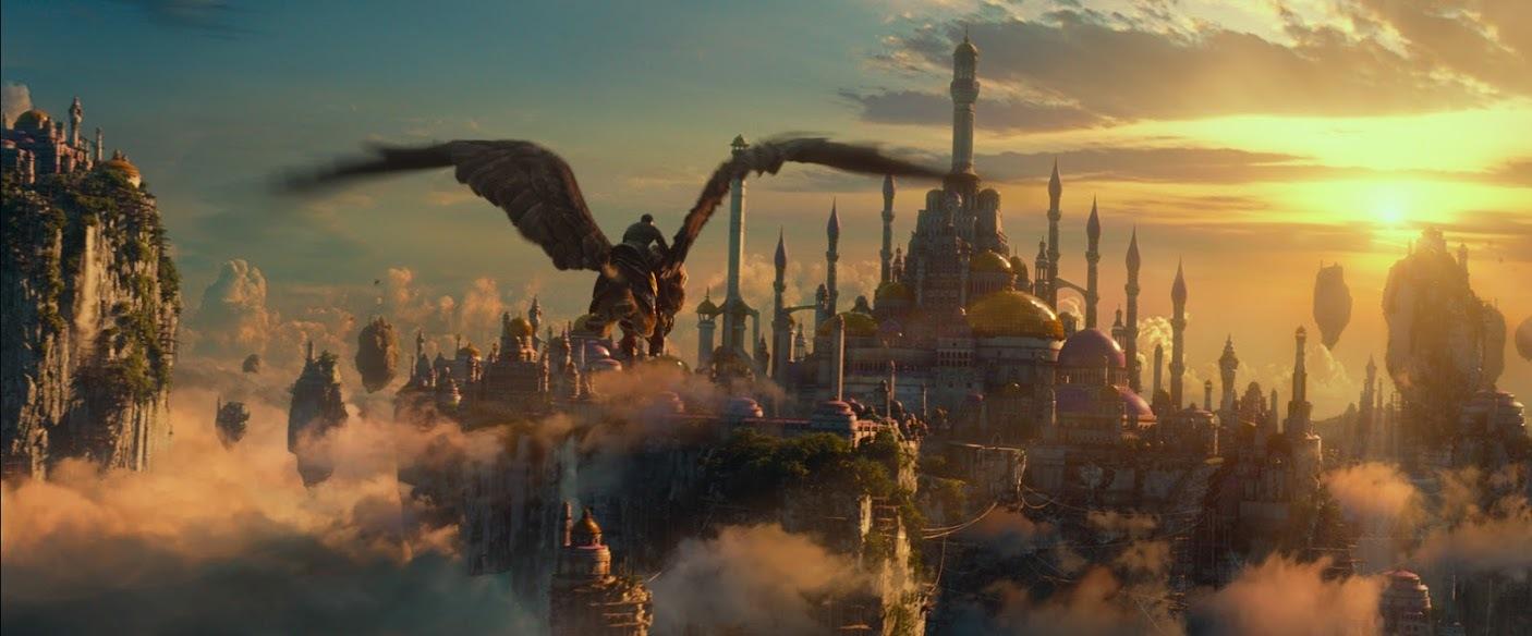Bom tấn 'Warcraft' có hơn 1000 cảnh kỹ xảo
