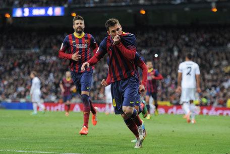 Top 10 siêu phẩm của Messi vào lưới Real Madrid