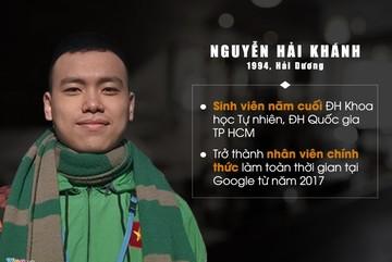 8 tài năng trẻ Việt Nam làm việc tại Google