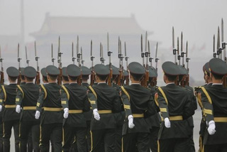 """Quân đội TQ lập đơn vị """"phi chiến tranh"""" ở nước ngoài"""