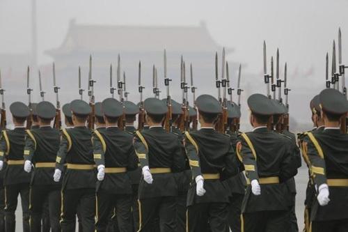 Trung Quốc, phi chiến tranh, ngoại quốc,
