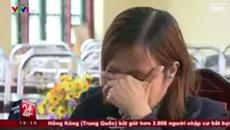 Cô giáo đánh học sinh tím mặt bật khóc vì hối hận