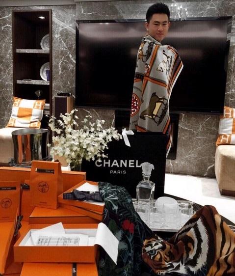 con nhà giàu, con nhà giàu Instagram, hội con nhà giàu, lối sống xa hoa của con nhà giàu