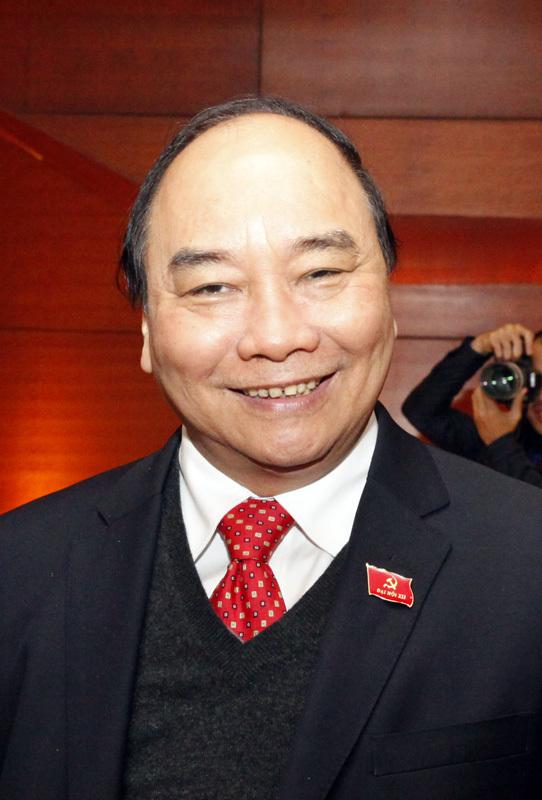 Nguyễn Xuân Phúc,Thủ tướng Chính phủ