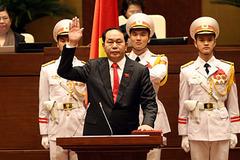 Đại tướng Trần Đại Quang trở thành Chủ tịch nước