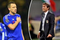 Conte về Chelsea, Terry bất ngờ nhận đặc ân