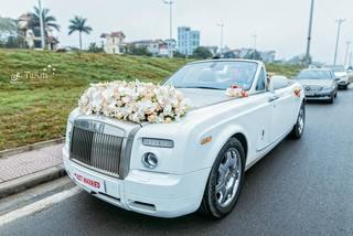 Đám cưới xa hoa 1,5 tỉ đồng của thiếu gia Hà thành