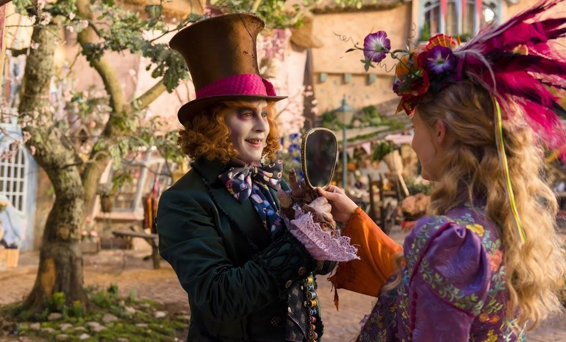 Mãn nhãn trailer mới của 'Alice ở xứ sở trong gương'
