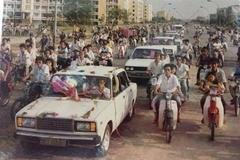 Đám cưới siêu xe đậu cả phố của tiểu thư Hà Thành 50 năm trước