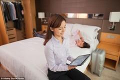 Du khách chỉ quan tâm tới Wi-Fi khi vào khách sạn