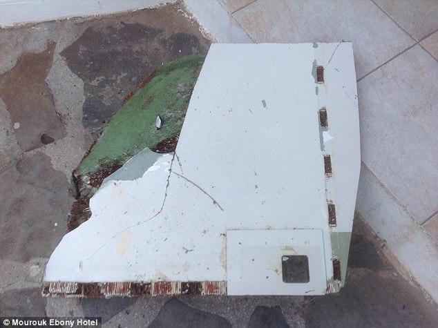 Mảnh vỡ, mảnh vỡ nghi của MH370, Malaysia Airlines, máy bay mất tích
