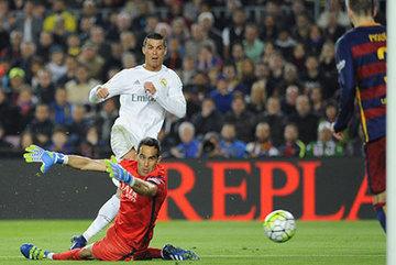Hậu El Clasico: Siêu nhân Ronaldo đã trở lại