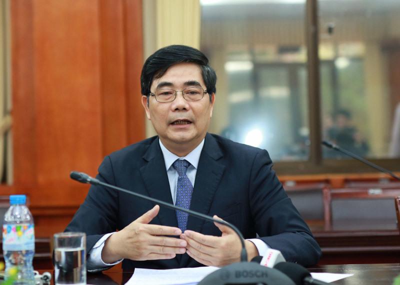 bộ trưởng nn&ptnt, Cao Đức Phát, thực phẩm bẩn, chất tạo nạc, thuốc bảo vệ thực vật, an toàn thực phẩm