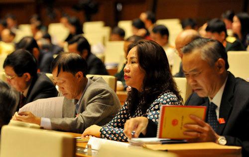 thủ tướng, chủ tịch QH, tham nhũng, tuyên thệ, nhậm chức, Nguyễn Tấn Dũng
