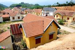 Làng biệt thự ở Quảng Ngãi đối diện nguy cơ đói nghèo