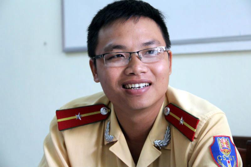 vi phạm giao thông, chép phạt, CSGT Đà Nẵng, chiêu phạt lạ