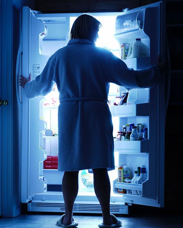 thực phẩm, ngộ độc, vi khuẩn, tủ lạnh